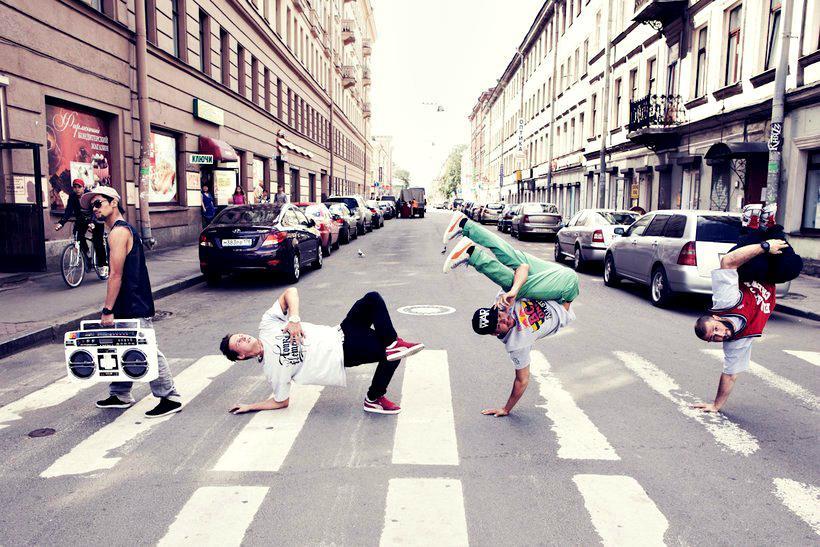 舞者,学习街舞,舞蹈班