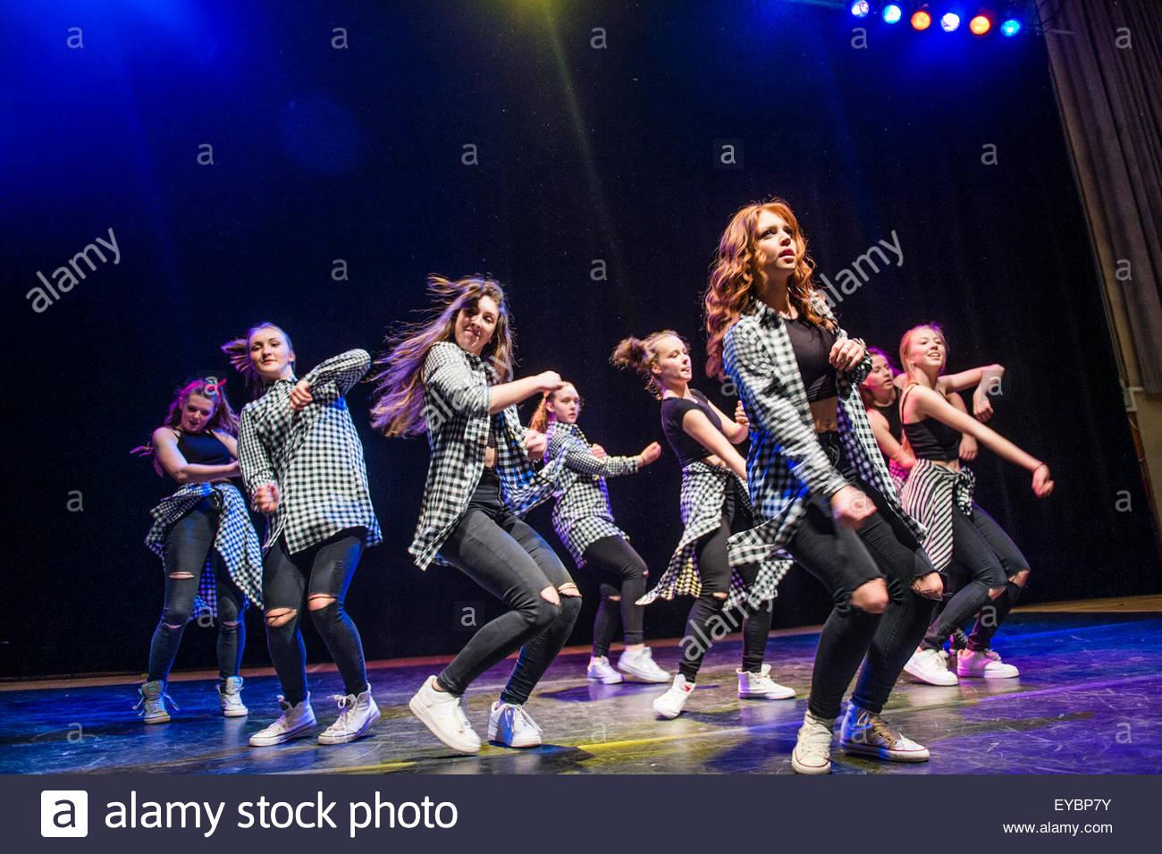 舞者,学习街舞,舞蹈班2